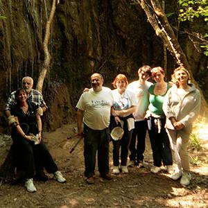 Nel bosco di Montelauro
