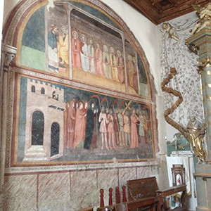 San Andrea fresco